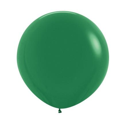 Balon okrągły 24 leśna zieleń