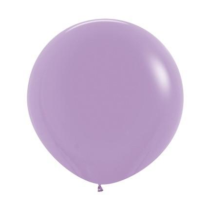 Balon okrągły 24 lila