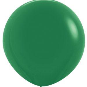 Balon kulisty 36 leśna zieleń