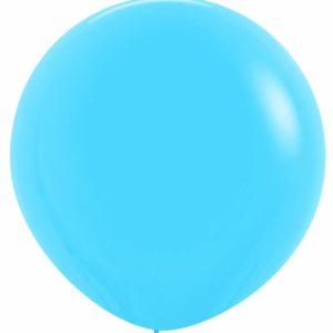 Balon kulisty 36 niebieski