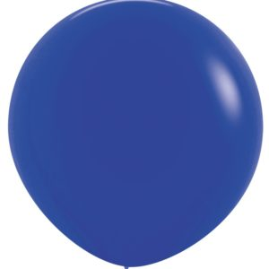 Balon kulisty 36 królewski błękit