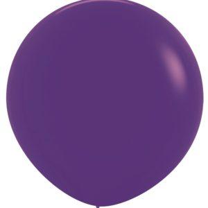 Balon kulisty 36 fioletowy