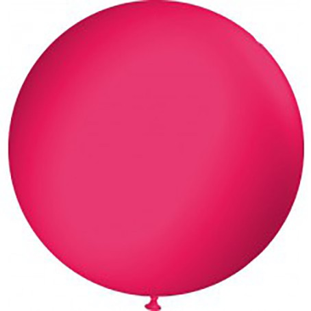 STEPINF Balon do występów fuksja Sklep Balonolandia