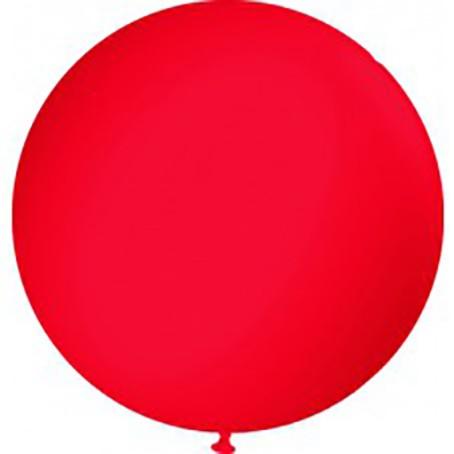 STEPINR Balon do występów czerwony Sklep Balonolandia