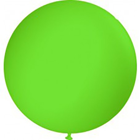 STEPING Balon do występów zielony Sklep Balonolandia