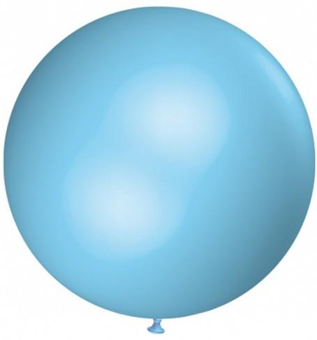 STEPLB Balon do występów błękitny Sklep Balonolandia
