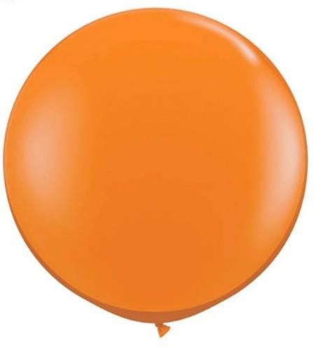 STEPINO Balon do występów pomarańczowy  Sklep Balonolandia