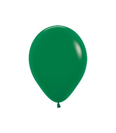 "R10 032 Balon okrągły 10""  leśna zieleń  Sklep Balonolandia"