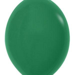 Balon z łącznikiem 12 leśna zieleń
