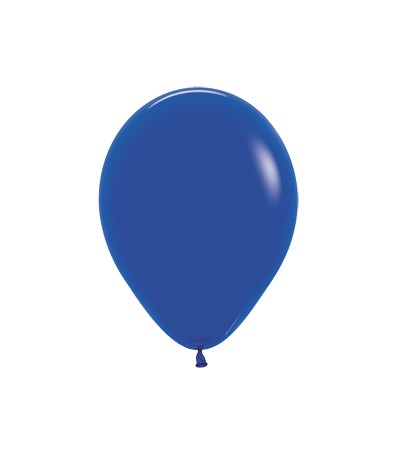 Balon okrągły 10 królewski błękit