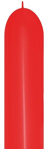 Balon do modelowania LOL360 czerwony