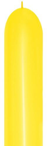 LOL660 020 Balon do modelowania LOL660 żółty  Sklep Balonolandia