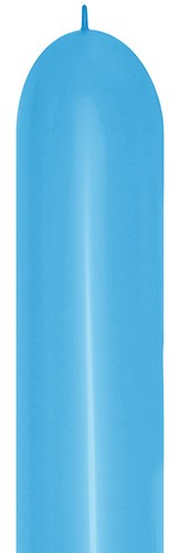 LOL660 040 Balon do modelowania LOL660 niebieski  Sklep Balonolandia