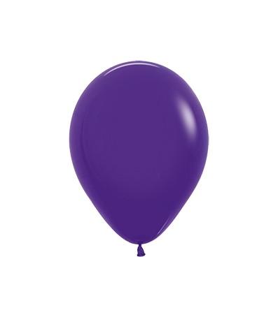 Balon okrągły 10 fioletowy