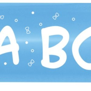 Balon do mod. LOL660 błękitny z nadrukiem