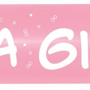 Balon do mod LOL660 różowy z nadrukiem