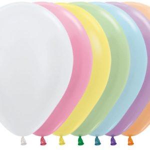 Balon okrągły 12 Perłowy Mix