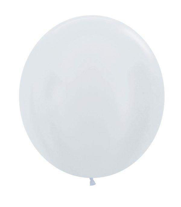 Balon kulisty 16 perłowy