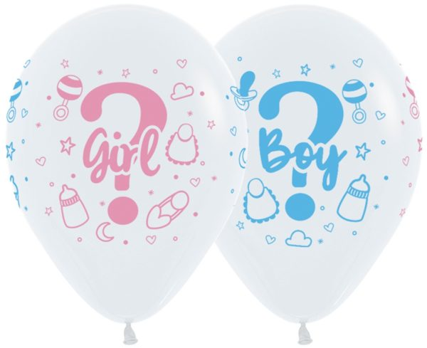 R12BG Boy or Girl  Sklep Balonolandia