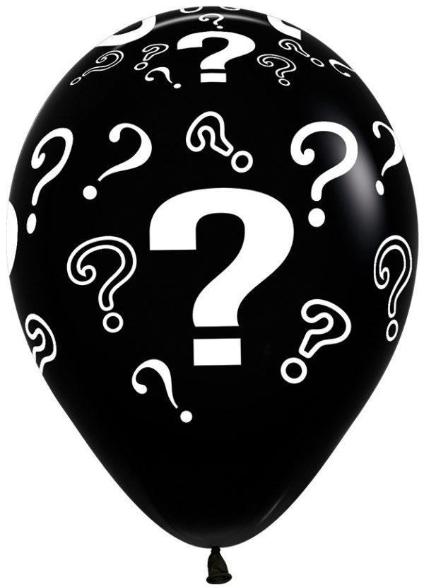 R12QUEST Question Mark Sklep Balonolandia