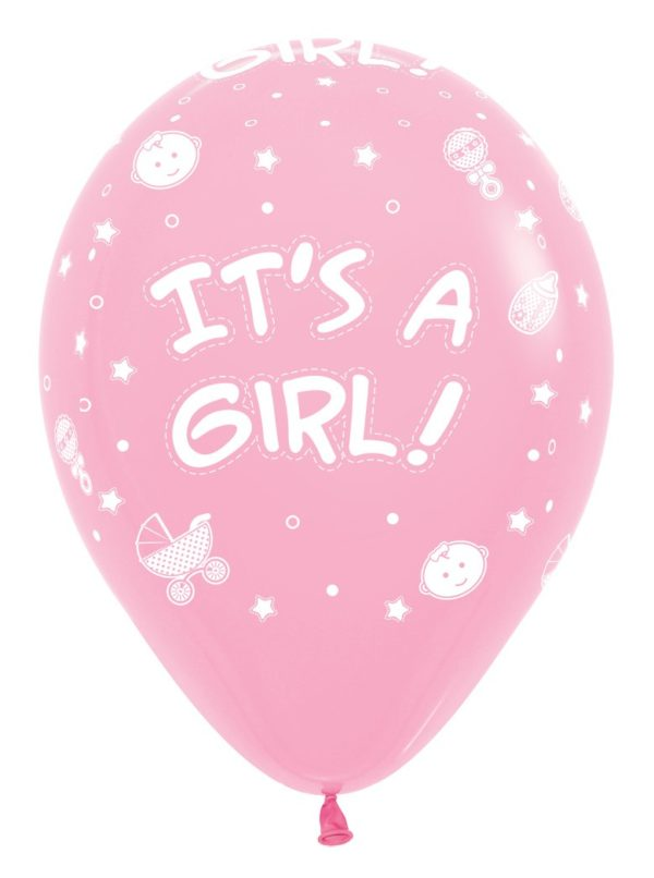 R12GIRL It's a Girl Balonolandia 4Pro