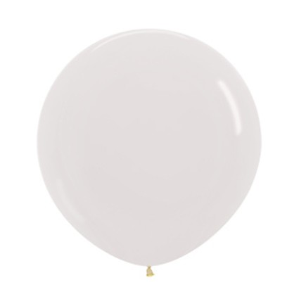 Balon kulisty 24 transparentny