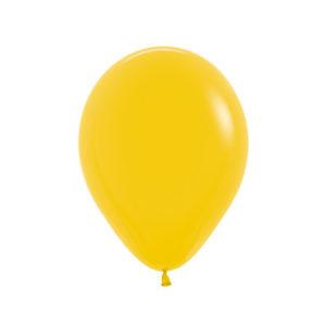Balon okrągły 10 goldenrod