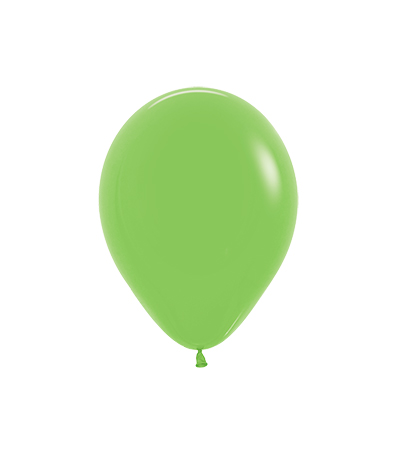 Balon okrągły 10 limonka