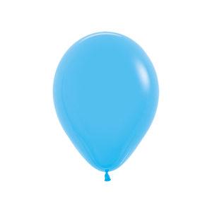 Balon okrągły 10 niebieski