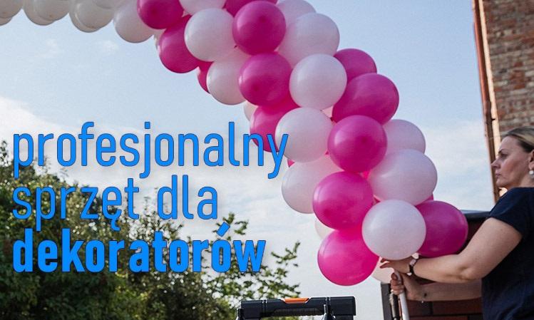 Profesjonalne balony