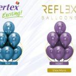 Balony z refleksem