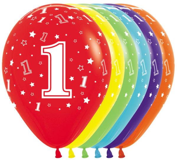 R12 1 Balon z nadrukiem 1 Balonolandia 4Pro