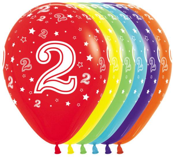 R12 2 Balon z nadrukiem 2  Sklep Balonolandia