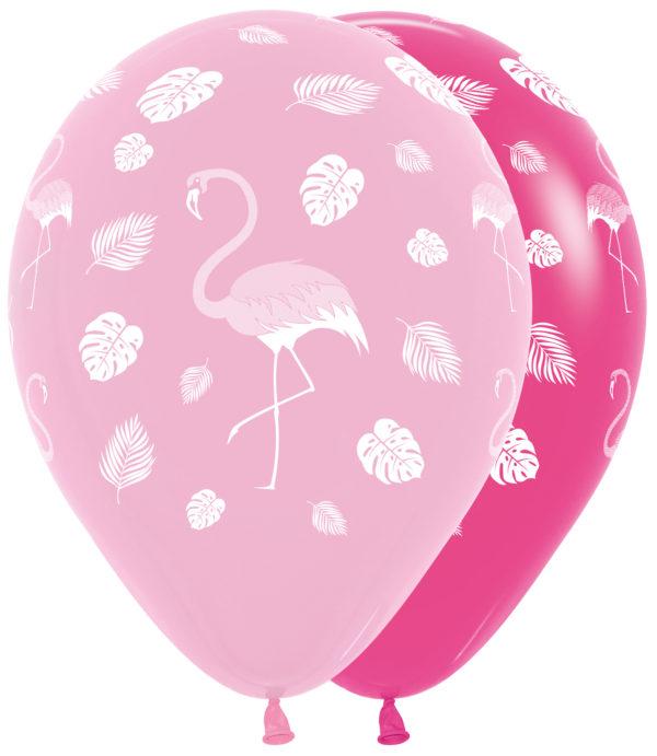 R12 FLAMIN Tropical Flamingo  Sklep Balonolandia