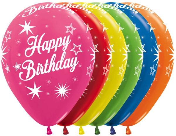 Sempertex Happy Birthday Sparkles w Balonolandia