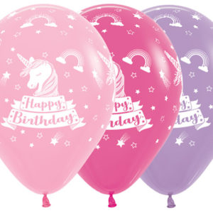 Sempertex Happy Birthday Unicorn w Balonolandia