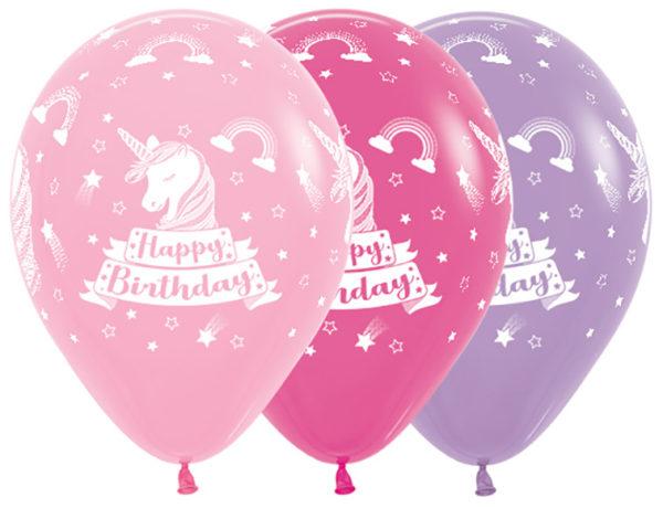 Sempertex Happy Birthday Unicorn w Balonolandia