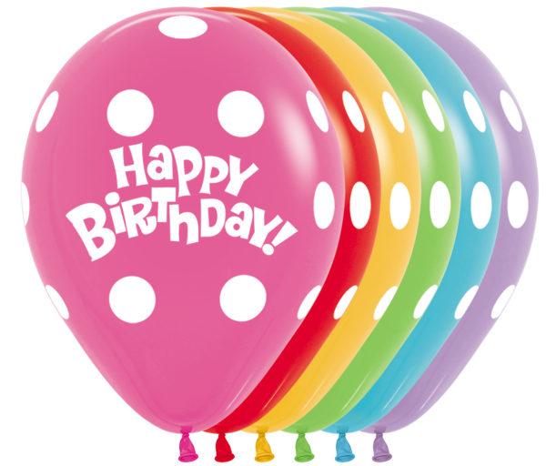 Sempertex Happy Birthday i groszki w Balonolandia
