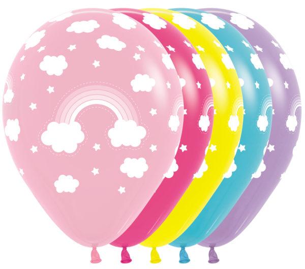 R12 RAINB Rainbow Sklep Balonolandia