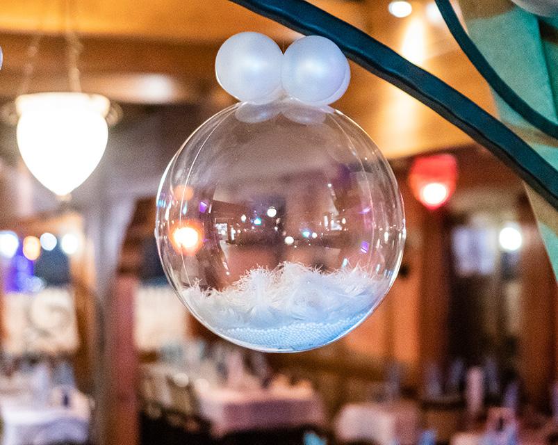 Balony dla dekoratora