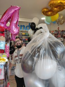Foliowe worki do transportu balonów Sklep Balonolandia