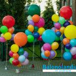 Balony okrągłe