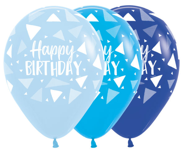 Sempertex 12 Happy Birthday mix chlopiecy