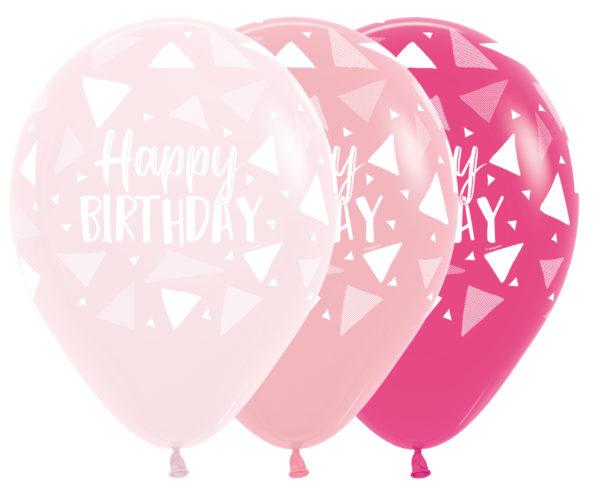 Sempertex 12 Happy Birthday miks